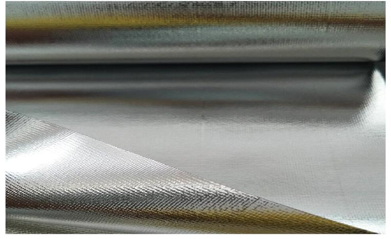 FRB/80双面铝箔玻纤布