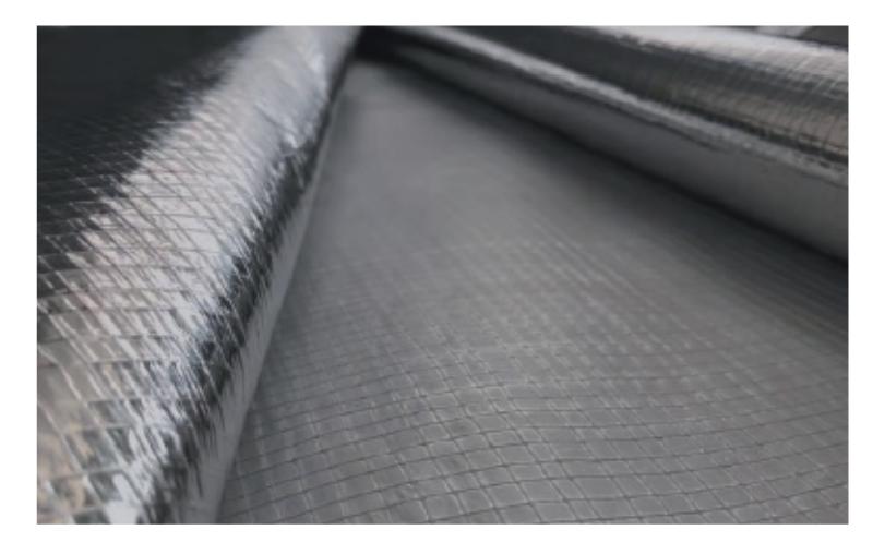 FB/55铝箔网格布