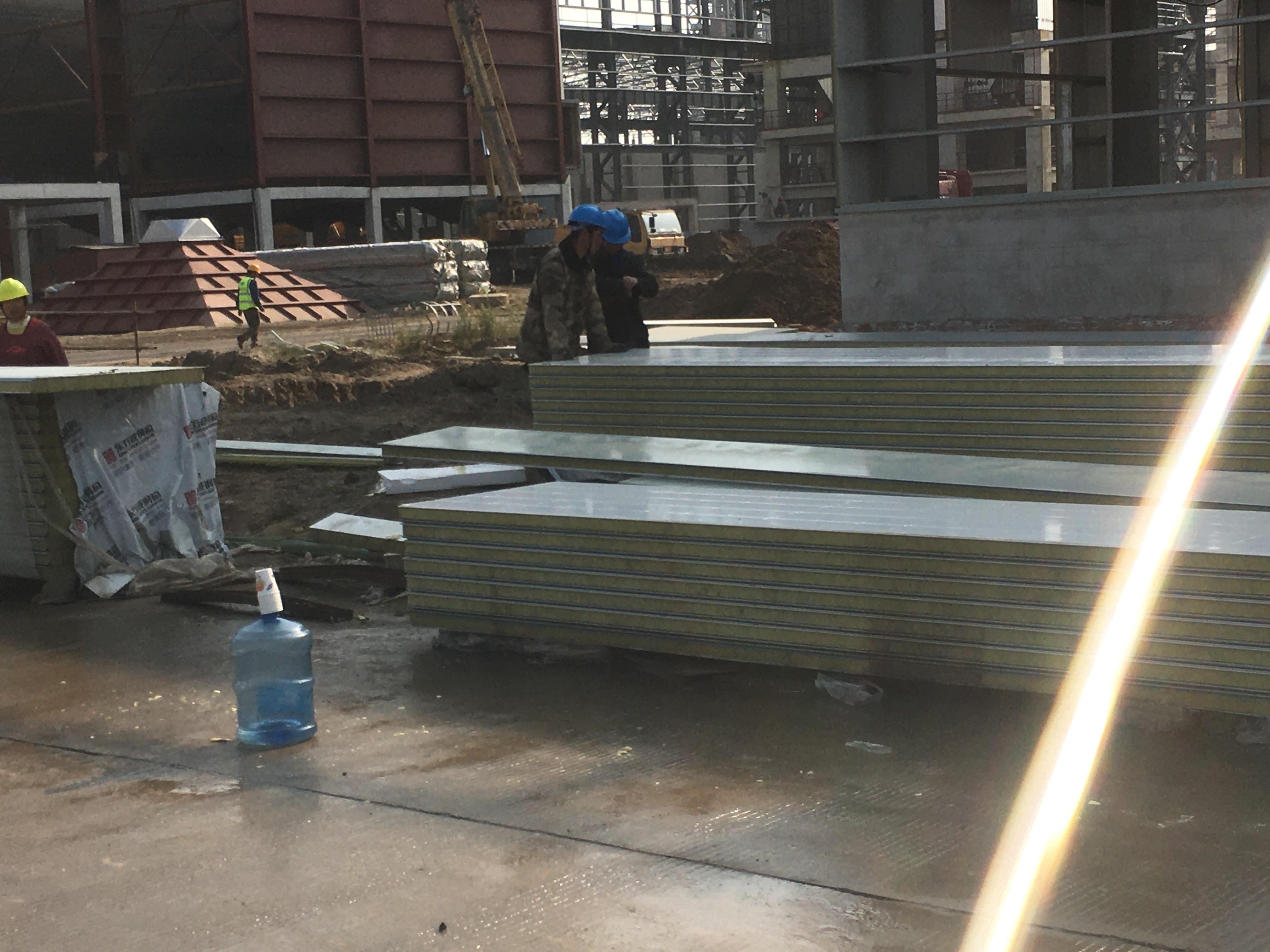 暖通钢结构案例