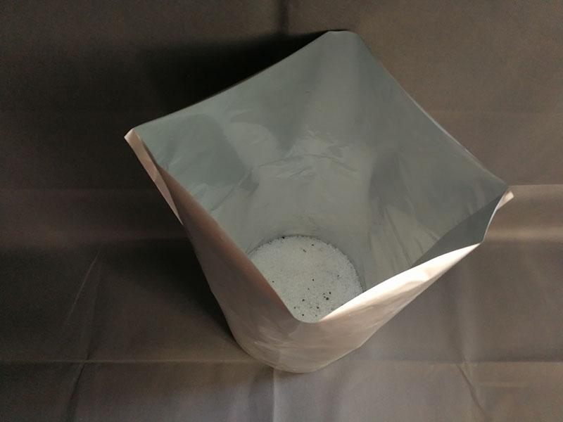圆底包装袋案例