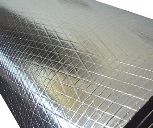 铝箔贴面玻璃棉卷毡的优点介绍
